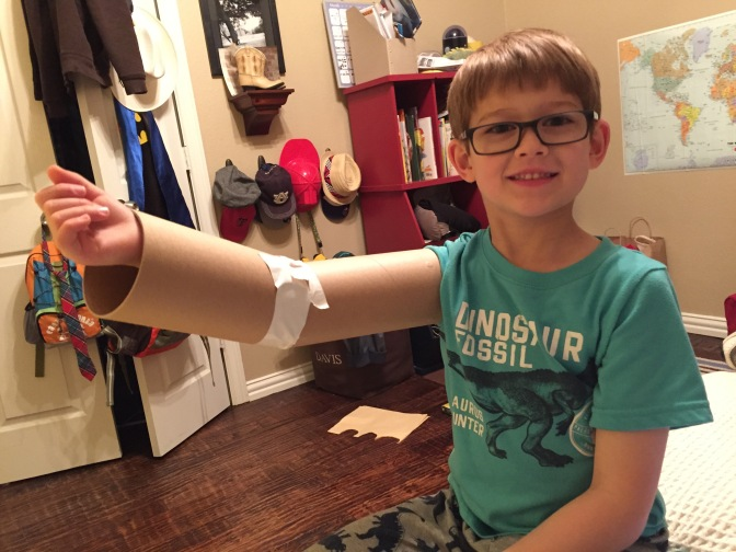 Move over Hiccup! There's a New Inventor in town